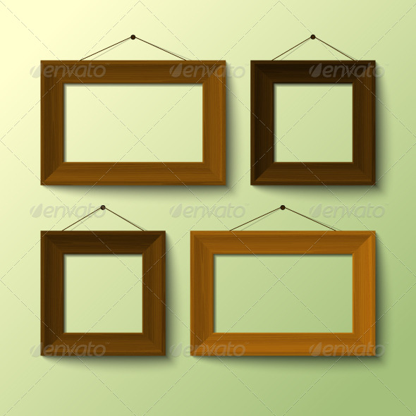 GraphicRiver Frames for Your Objects 5241699