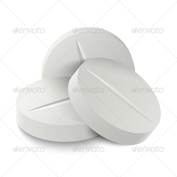 GraphicRiver Medicine Pills 5241956