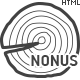Link toNonus one page parallax html portfolio