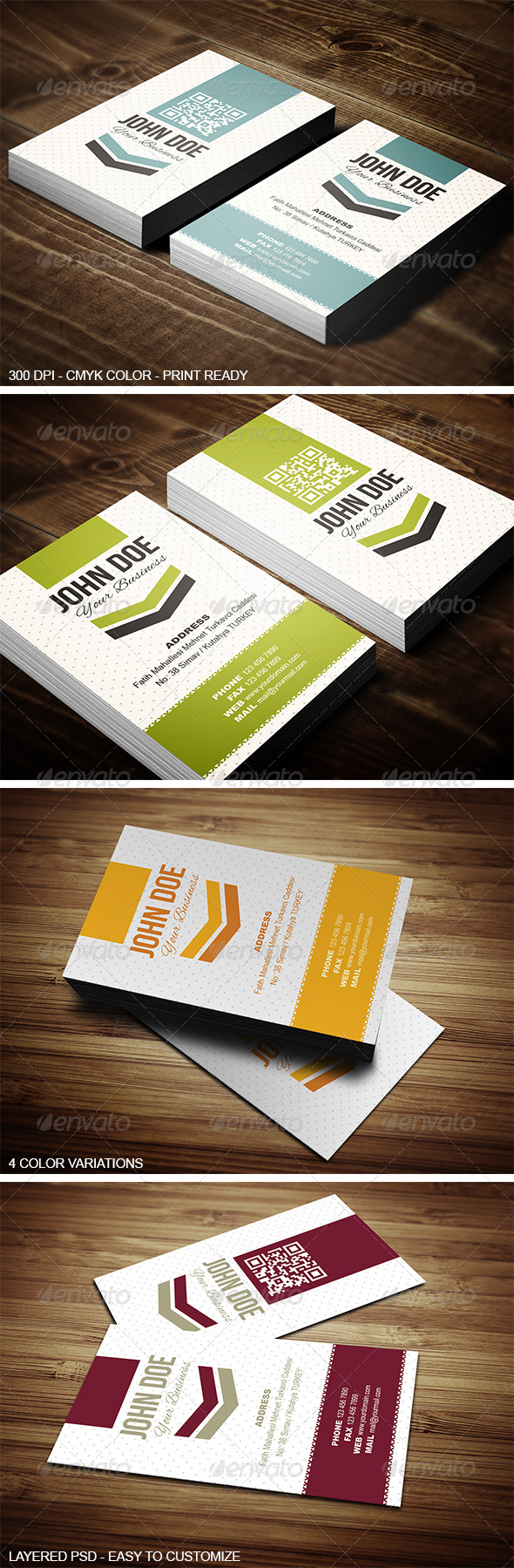 GraphicRiver Vertical Business Card 02 5174775