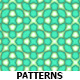 Simple Photoshop Patterns - GraphicRiver Item for Sale