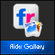 jQuery Flickr Gallery