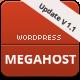 Mega Host – Responsive Hosting Template  Free Download