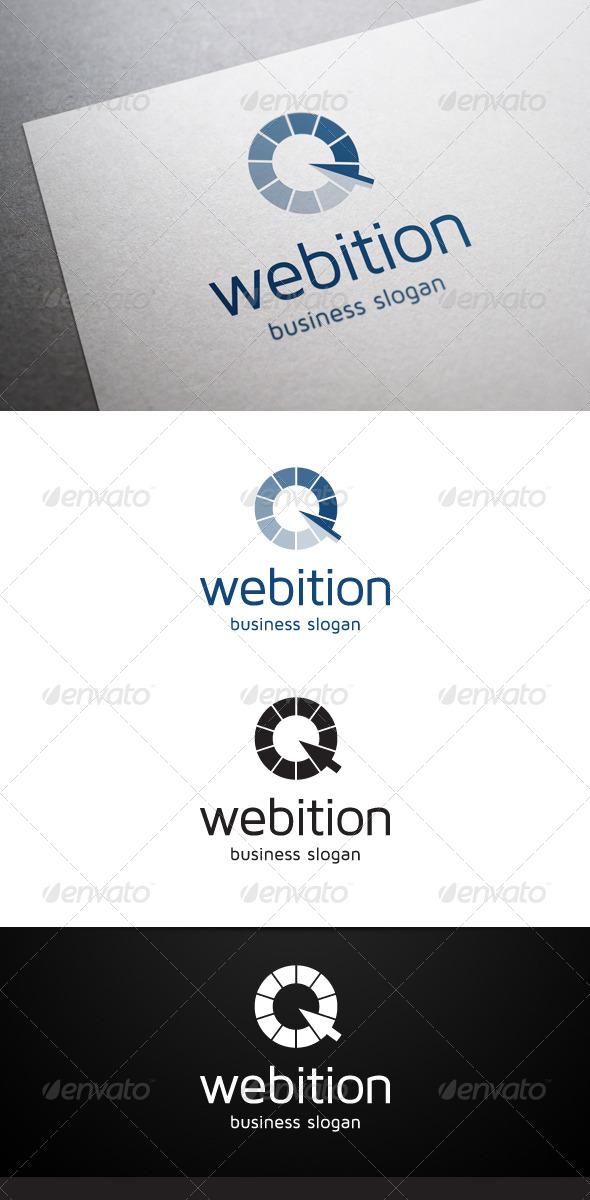 GraphicRiver Webition Logo 5243176