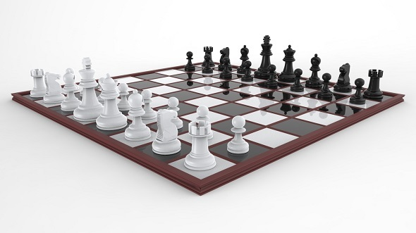 3DOcean Chess 5232842