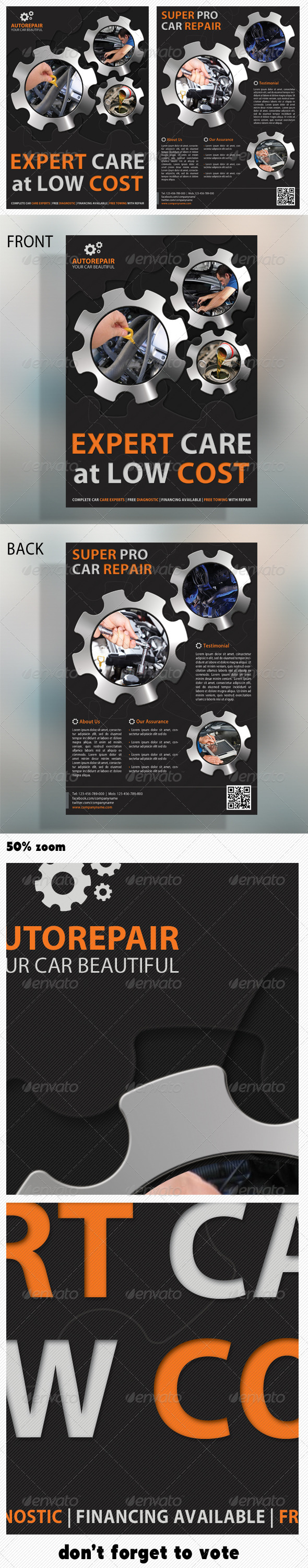 GraphicRiver Corporate Product Flyer 11 5193922