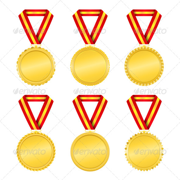 GraphicRiver Medals 5245045