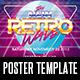 Retro Futuristic Vol.2 - GraphicRiver Item for Sale
