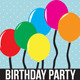 Birthday Party Invitation - 01 - GraphicRiver Item for Sale