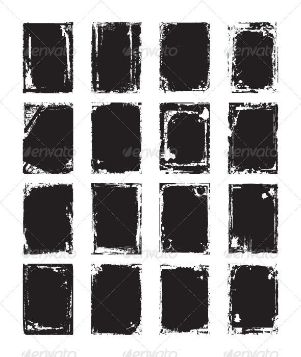 GraphicRiver Grunge Background 5245324