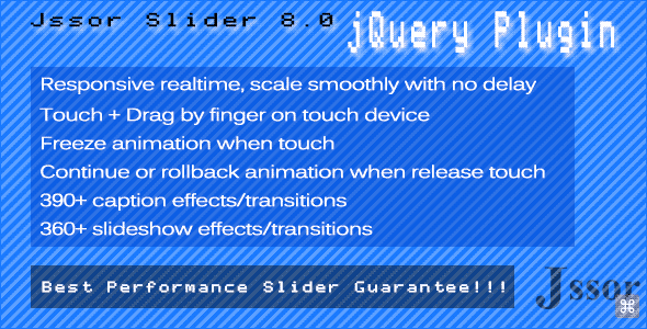 CodeCanyon Jssor Slider jQuery Plugin TOUCH & RESPONSIVE 5245438
