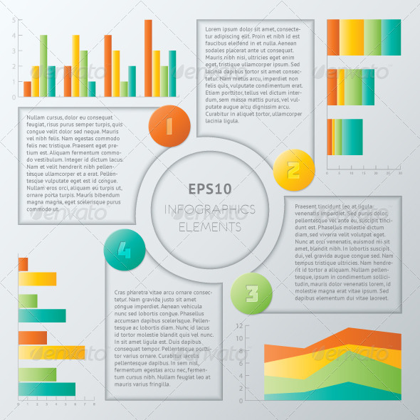 Colorful Creative Infographic Template