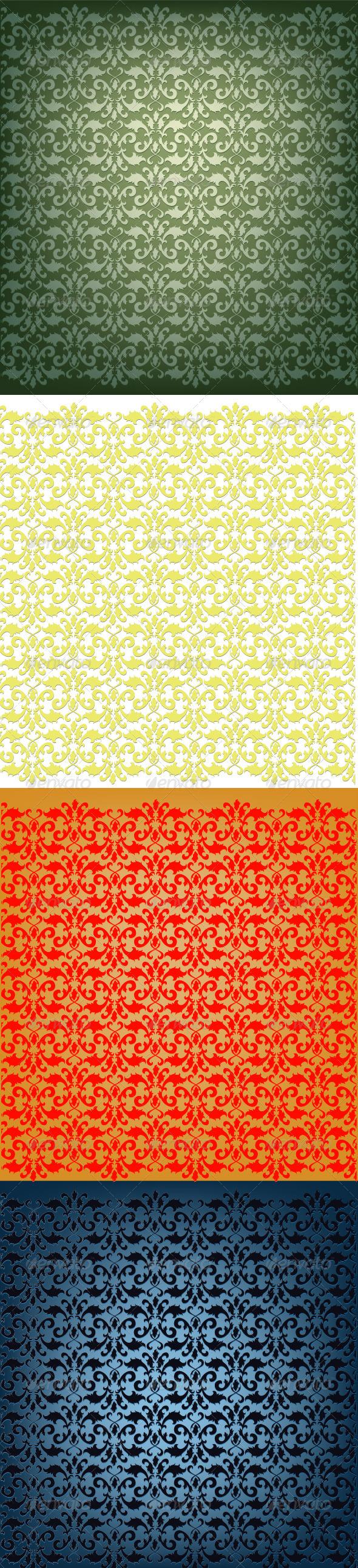GraphicRiver Pattern 5245675
