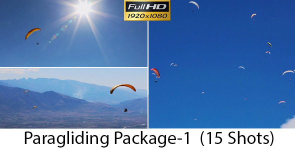 Paragliding Package 1