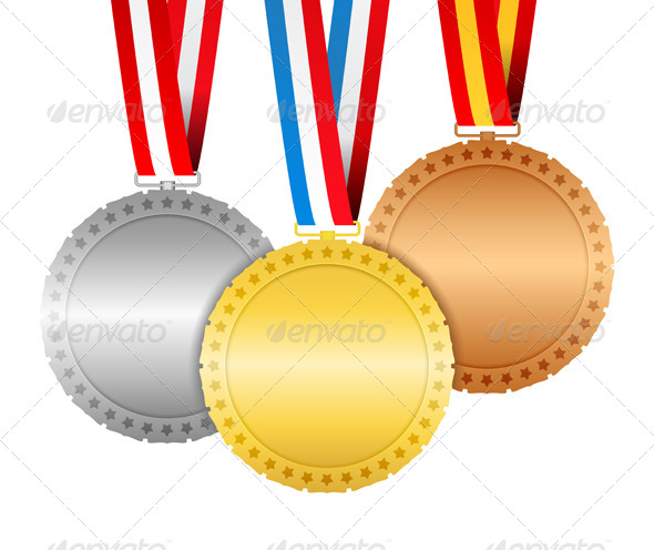GraphicRiver Medals 5247074