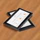 Tablet Business Card - GraphicRiver Item for Sale