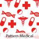 Seamless Pattern Medical - GraphicRiver Item for Sale