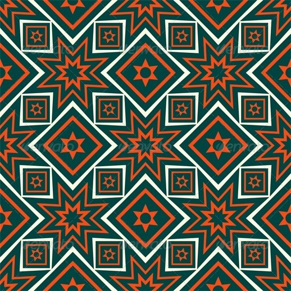 GraphicRiver Geometric Pattern 5249593