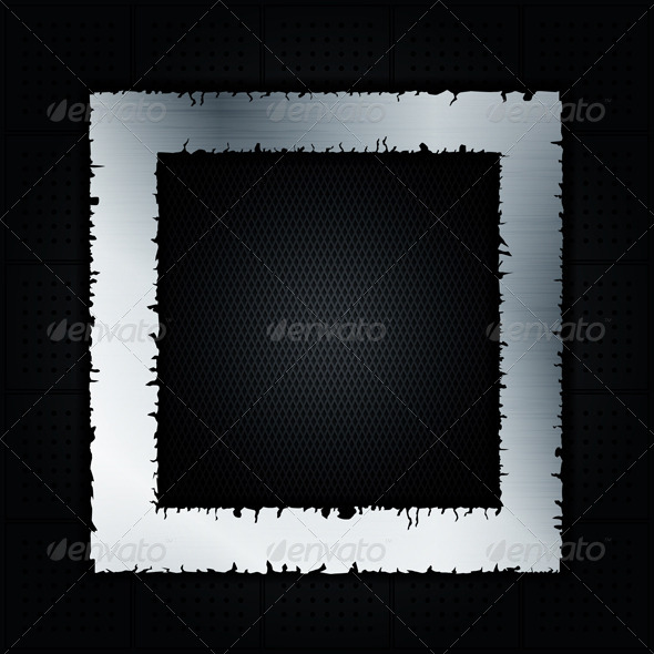 GraphicRiver Abstract Metal Background 5249763