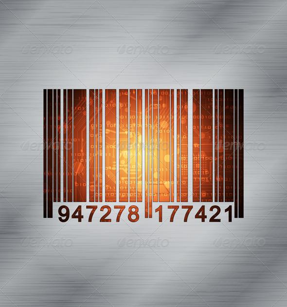 GraphicRiver Barcode 5249811
