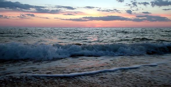 Sea Sunset 4