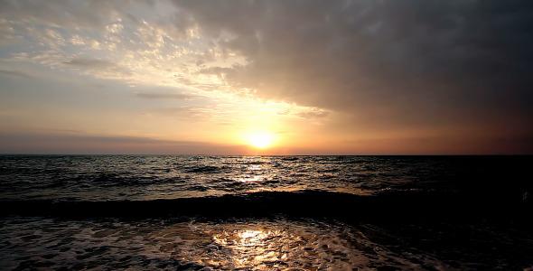 Sea Sunset 6