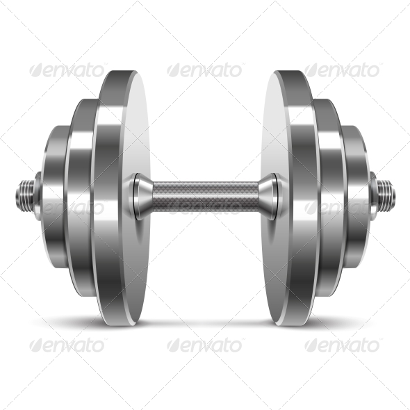 GraphicRiver Dumbbell 5250240