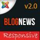 News Magazine – Joomla Responsive Templates  Free Download