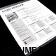 Modern Resume Set - GraphicRiver Item for Sale