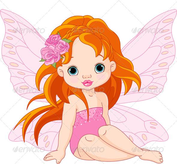 GraphicRiver Little Fairy 5250680