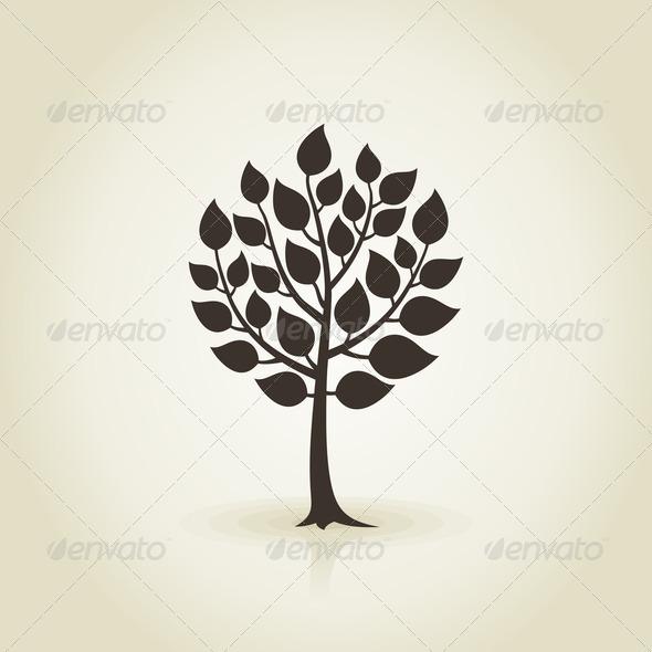 Tree wood3 - Stock Photo - Images