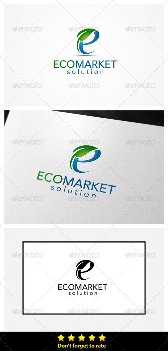 GraphicRiver E Letter Logo 5251487