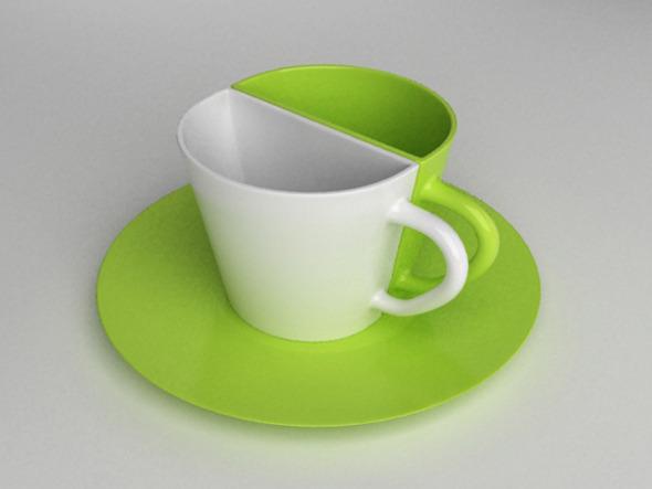 3DOcean Cup 539775