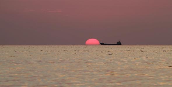 Sea Sunset 8