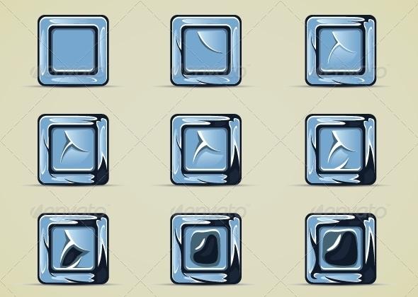 GraphicRiver Broken Ice Box 5252435