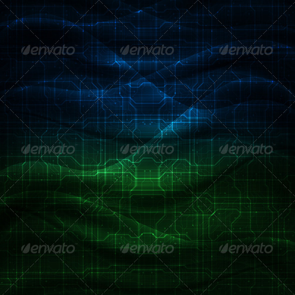 GraphicRiver Abstract Background 5253426