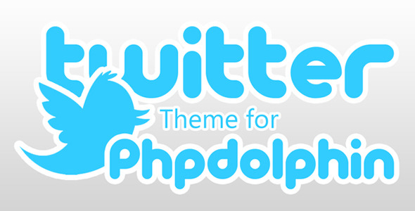 CodeCanyon Twitter Theme for PHPDolphin 5253963
