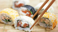 Eating Sushi Rolls - PhotoDune Item for Sale