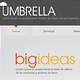 Umbrella Business Site - ThemeForest Item for Sale