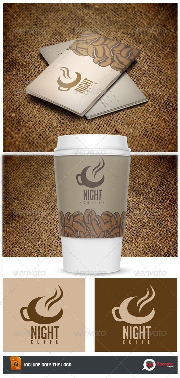 GraphicRiver Night Coffe 5254946