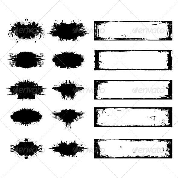 GraphicRiver Grunge Background 5255065