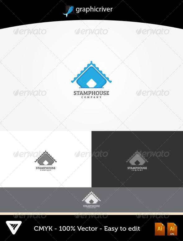 StampHouse Logo