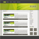 Blog Theme green - ThemeForest Item for Sale