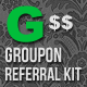 Groupon Deals Referral Kit