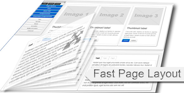Fast Page Layout - WordPress Page Builder - CodeCanyon Item for Sale