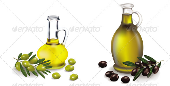 GraphicRiver Olives and Olive Oil 5257863