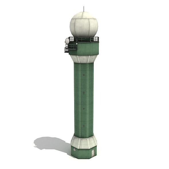 3DOcean Big Radar Tower 5257959