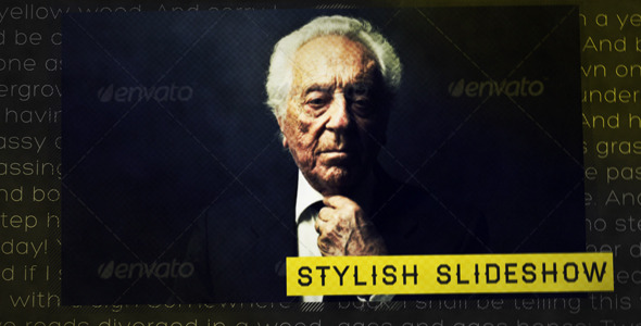 Stylish Slideshow