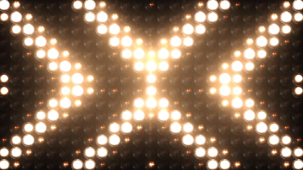 Blinking Lights Vj By Hk Graphic Videohive
