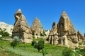 Cave houses in Goreme, Cappadocia. - PhotoDune Item for Sale